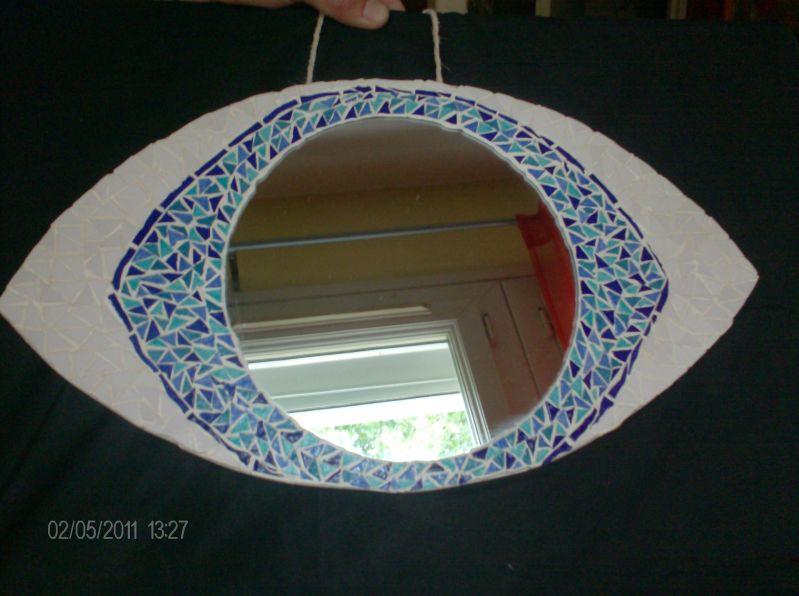 L'œil miroir